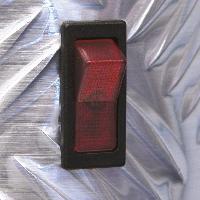 Interrupteurs Interrupteur -OnOff- Rouge 12V 20A