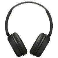 JVC HAS35BTBU Wireless Bluetooth On-Ear Headphone¦Bass Boost¦10m¦Black