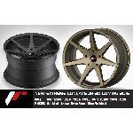 Jante 20 JR20 20x10 ET40 5x112118120130115114.3108110 Noir Japan Racing