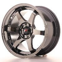 Jantes 15 Pouces Jante 15 JR3 15x8 ET25 4x100-108 Chrome Japan Racing