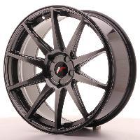 Jantes 20 Pouces Jante 20 JR11 20x8.5 ET35 5x114.3108112115110120130118 Noir Japan Racing