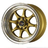 Jantes alu Jante 15 DR54 15x8.25 ET15 4x100-114.3 Or - Drag Wheels
