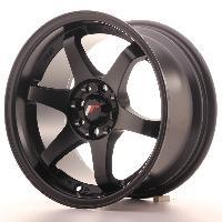 Jantes alu Jante 15 JR3 15x8 ET25 4x114.3-100 Noir Japan Racing