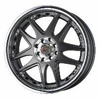 Jantes alu Jante 17 DR14 17x7 ET40 4x100-114.3 Acier - Drag Wheels