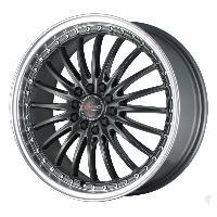 Jantes alu Jante 17 DR36 17x7.5 ET42 4x100-114.3 Acier - Drag Wheels
