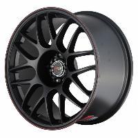 Jantes alu Jante 18 DR34 18x8.5 ET45 5x100-114.3 Noir - Drag Wheels