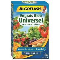 Jardin - Piscine ALGOFLASH Engrais Bleu Universel - 1kg
