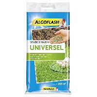 Jardin - Piscine ALGOFLASH Semences gazon universel - 5 Kg