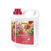 Jardin - Piscine Engrais Géraniums et Toutes Fleurs de Balcon 2.5 L