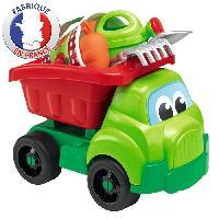 Jardinage - Brouette Camion 42cm Jardin Garni