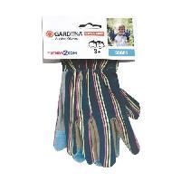 Jardinage - Brouette GARDENA Gants de jardin - Enfant a partir de 3 ans - 75 coton. 25 polyester