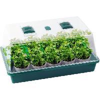 Jardinage - Brouette PLANETE PLANTE Ma petite Serre - Kit de jardinage - 15 pots et semences + 1 pelle + 1 pulverisateur + marques plantes - Aucune