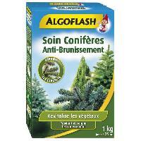 Jardinage ALGOFLASH Anti-Brunissement des Coniferes - 1kg