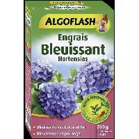 Jardinage ALGOFLASH Engrais Bleuissant Hortensias - Action prolongee - 800 g
