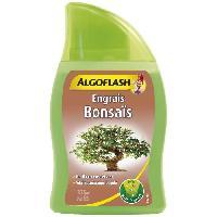 Jardinage ALGOFLASH Engrais Bonsais - 375ml