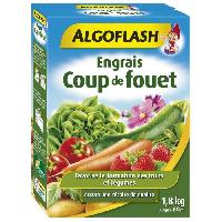 Jardinage ALGOFLASH Engrais Coup de fouet - 1.8kg