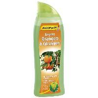 Jardinage ALGOFLASH Engrais Orangers et Citronniers - 750ml