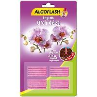 Jardinage ALGOFLASH Engrais Orchidees - 20 batonnets