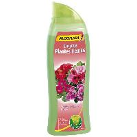 Jardinage ALGOFLASH Engrais Plantes Fleuries - 750ml