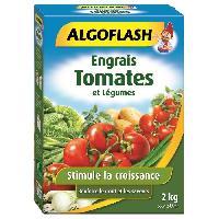 Jardinage ALGOFLASH Engrais Tomates et Legumes - 2kg