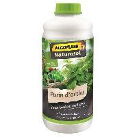 Jardinage ALGOFLASH NATURASOL - Purin d'orties liquide 1l
