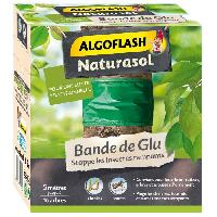 Jardinage ALGOFLASH NATURASOL Bande de glu - 5 m
