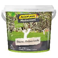 Jardinage ALGOFLASH NATURASOL Blanc Arboricole - Seau 3 L