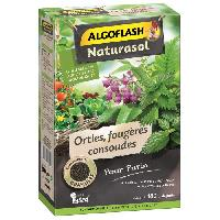 Jardinage ALGOFLASH NATURASOL Orties. fougeres. consoudes pour purin - 300 g