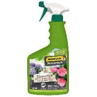 Jardinage ALGOFLASH NATURASOL Savon noir - Pret a l'emploi - 750 ml