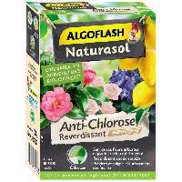 Jardinage ALGOFLASH NATURASOL Séquestrene Anti-Chlorose Reverdissant - 100g