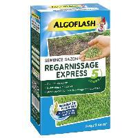 Jardinage ALGOFLASH Semences gazon regarnissage express - 1 Kg