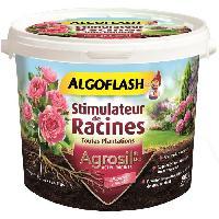 Jardinage ALGOFLASH Stimulateur de Racines toutes plantations Agrosil. Jusqu'a 35 plants - 900g - AGROS900