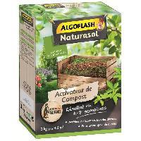 Jardinage Activateur de compost a base de guano - 3 kg