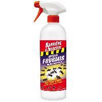 Jardinage BARRIERE A INSECTES Anti-Fourmis - Pret a l'emploi - 750 ml
