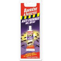 Jardinage BARRIERE A INSECTES Anti-Fourmis gel appat tube - Blister 1 tube 30 g