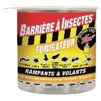 Jardinage BARRIERE A INSECTES Fumigene hydro reactif pour insectes volants et rampants - 10g