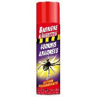 Jardinage BARRIERE A INSECTES Insectes rampants - Aerosol 400 ml
