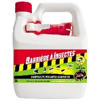 Jardinage BARRIERE A INSECTES Insectes rampants. volants et acariens - Pret a l'emploi - 3 L