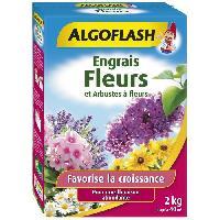 Jardinage Engrais Fleurs et Arbustes a fleurs - 2kg