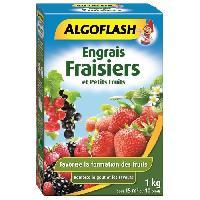 Jardinage Engrais Fraisiers et Petits Fruits 1 kg
