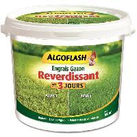 Jardinage Engrais Gazon Reverdissant - 4kg