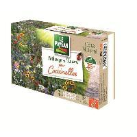 Jardinage LE PAYSAN Mélange 24 variétés de fleurs pour coccinelles Aucune