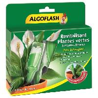 Jardinage Monodose Revitalisante Plantes Vertes & Plantes Fleuries 30 mL - 5 doses