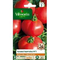 Jardinage VILMORIN Tomate Fournaise HF1 Sachet de graines - Création Vilmorin - Algoflash Naturasol