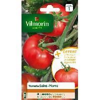 Jardinage VILMORIN Tomate Saint-Pierre Sachet de graines - Echantillon tomate Agora