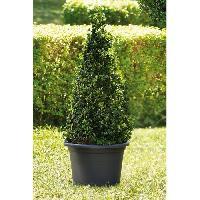 Jardiniere - Pot De Fleur - Cache-pot DEROMA Pot de fleur rond Farnese - O 40 x H 27.2 cm - 19 L - Gris anthracite