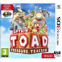 Jeu 3ds Captain Toad: Treasure Tracker Jeu 3DS - Nintendo