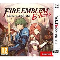 Jeu 3ds Fire Emblem Echoes : Shadows of Valentia Jeu 3DS - Nintendo