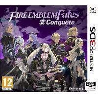 Jeu 3ds Fire Emblem Fates: Conquete Jeu 3DS - Nintendo