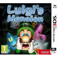 Jeu 3ds Luigi's Mansion Jeu 3DS - Nintendo